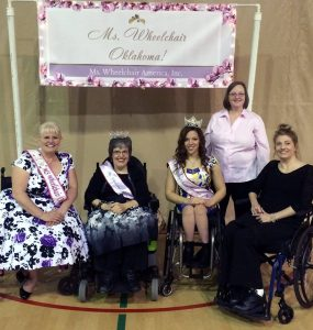 Ms. Wheelchair Oklahoma